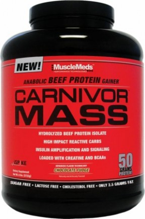 muscle meds carnivor-mass