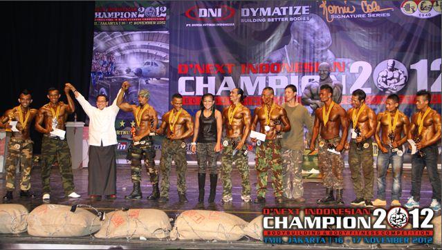 dni championship 2012