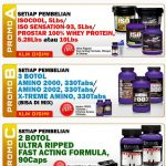 Promo Akhir Tahun 2012 Ultimate Nutrition