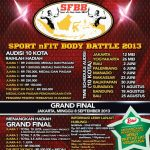 Even Binaraga Indonesia: Sport n Fit Body Battle 2013