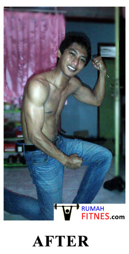 Body Transformation Riyan-After.