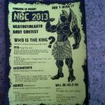 Ngayogyokarto Body Contest 2013 (NBC 2013)