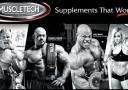MuscleTech Team Banner