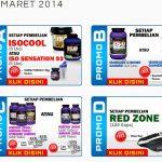 Jual Suplemen Murah Ultimate Nutrition Maret 2014