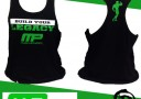 Singlet Gym MusclePharm Arnold Series