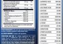 Gaspari Aminolast Nutrition Facts