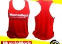 Singlet Gym Musclemeds