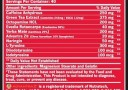 BSN Thermonex Nutrition Facts
