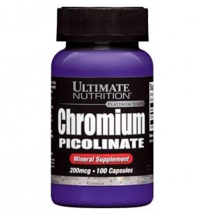 Ultimate Nutrition Chromium Picolinate