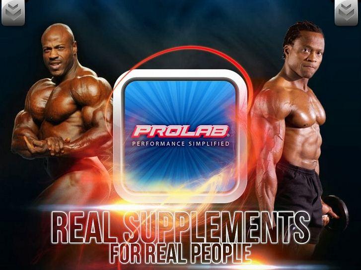 prolab team supplement