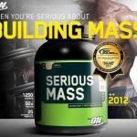 Suplemen Fitness Serious Mass