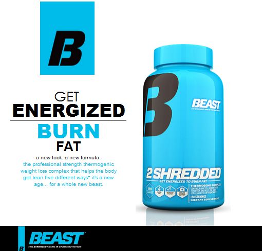 Fat Burner Beast Shredded