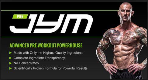 Pre JYM Pre-Workout