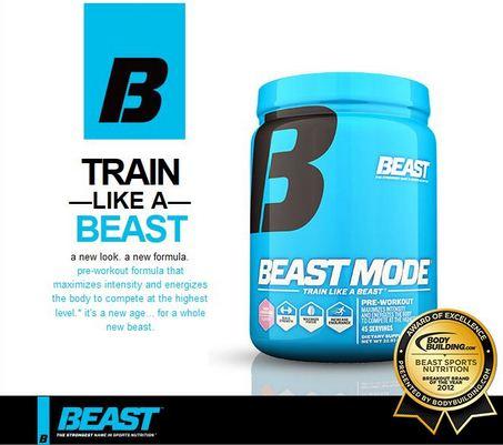 Suplemen Beast Mode
