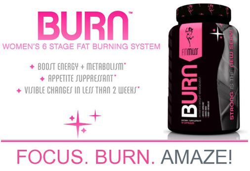 Suplemen FitMiss Burn