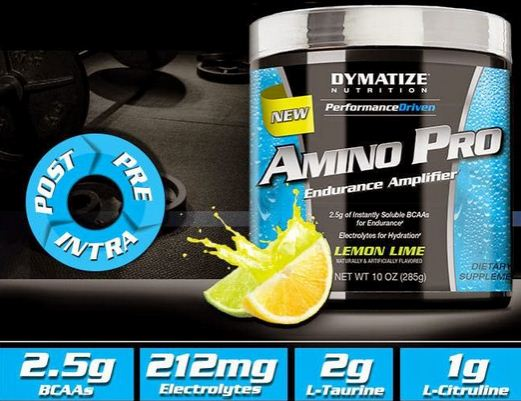 Dymatize Amino Pro Intra Workout