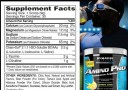 Dymatize Amino Pro Nutrition Facts