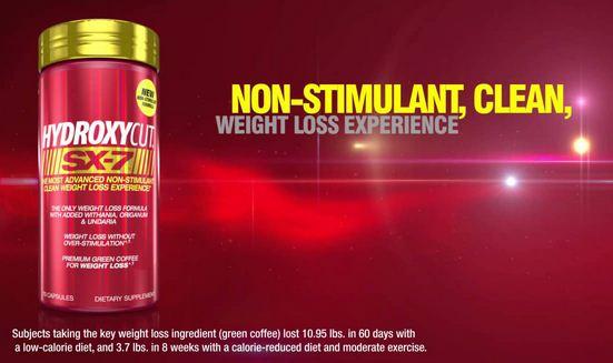 Hydroxycut Non Stimulant
