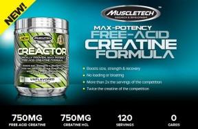 Jual Muscletech Creactor Creatine