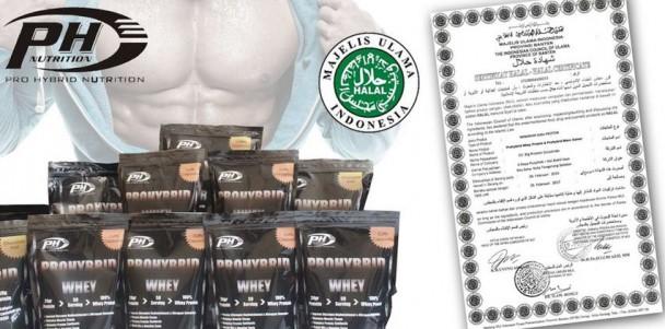 ProHybrid Nutrition Sertifikat Halal