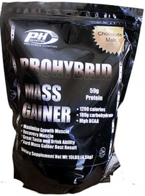 Pro Hybrid Mass Gainer