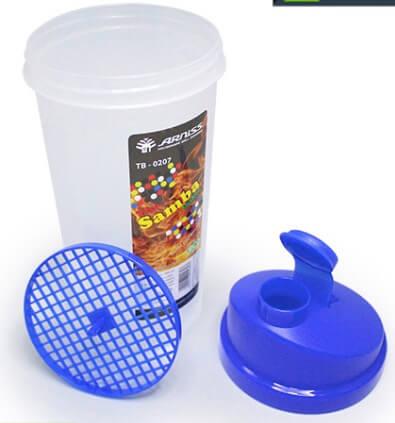 botol shaker susu