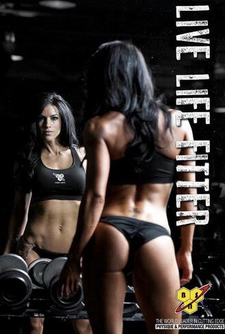 Motivasi Fitness Wanita