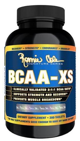 Ronnie Cole BCAA XS