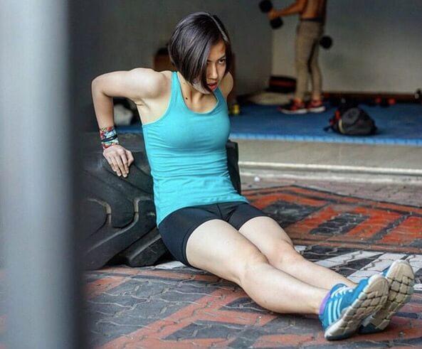 Vivian Junita Fitness Indonesia