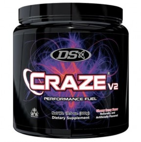 Pre Workout DS Craze V2