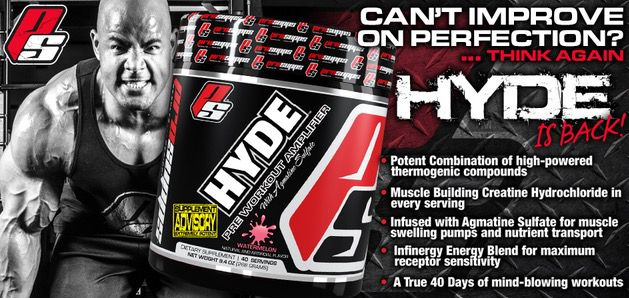 Jual Pre Workout MR HYDE