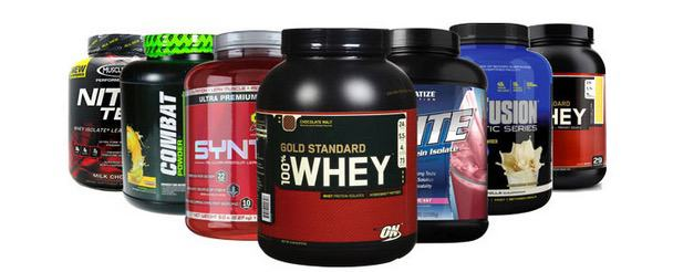 Jual Whey Protein