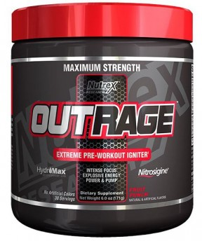 Nutrex Outrage