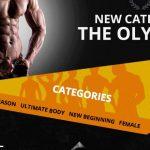 Ultimate Body Contest Kategori Olympus