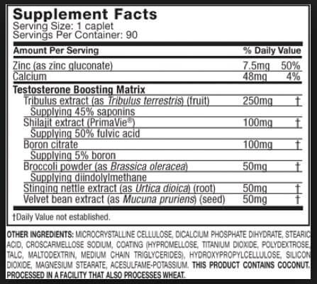 Jual Suplemen Muscletech Test HD