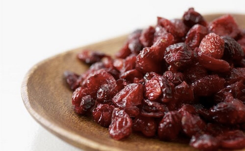 Makanan Sehat Dried Cranberry