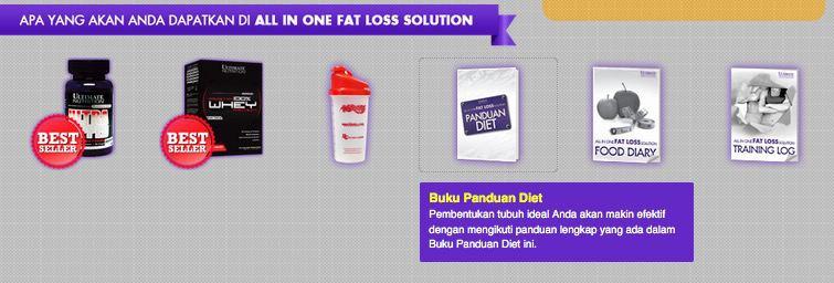 Paket Suplemen Diet Sehat