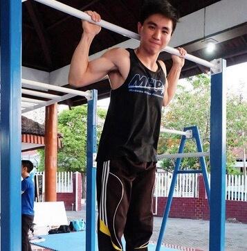 Motivasi Fitness - arronkwok