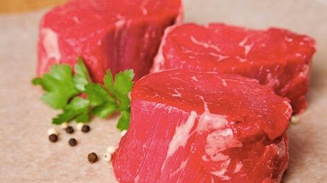 Protein Daging Sapi