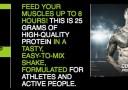 Suplemen Combat Protein Powder