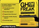 Suplemen Testosterone Booster GH FREAK