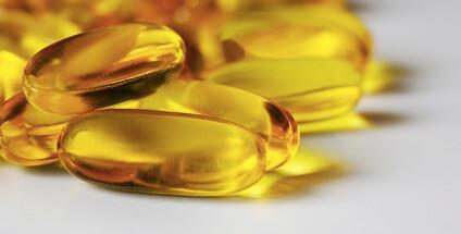 Suplemen Fish Oil Minyak Ikan
