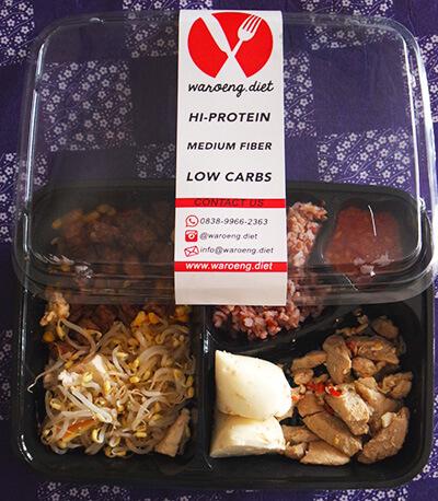 Catering Diet Jakarta