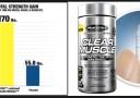 Jual Suplemen Muscletech Clear Muscle