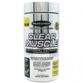 Suplemen Muscletech Clear Muscle