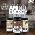 Optimum Nutrition Amino Energy Cafe Series