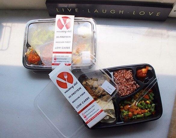 Catering Diet Fitness Jakarta