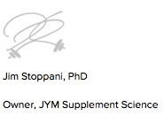 Jim Stoppani-Jym Series