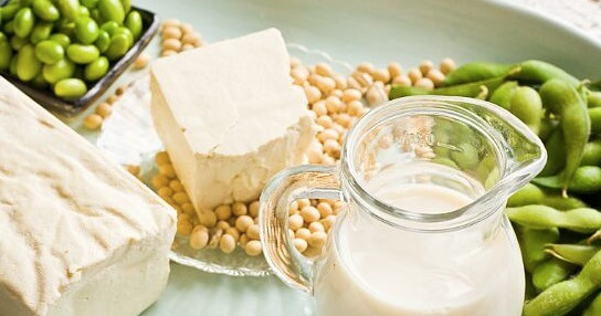 Suplemen Kacang Kedelai Lecithin