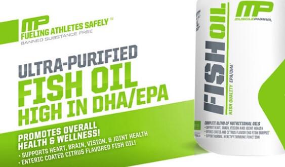 Suplemen-Musclepharm-Fish-Oil-Omega3